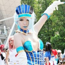 Beautiful Cosplay Girls from Comiket